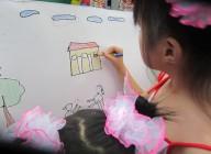 Hình ảnh: Cuộc thi bé vẽ tranh