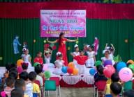 Ngày hội Bé vui đến trường, năm học 2016-2017