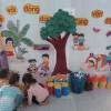"""Hội thi """"Xây dựng môi trường lớp học lấy trẻ làm trung tâm"""""""