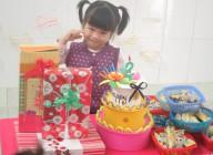 Lớp Nhà trẻ tổ chức sinh nhật cho Bé Lê Nguyễn Gia Hân
