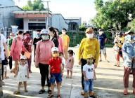 """Hình ảnh """"Ngày hội đến trường của bé"""" năm học 2020-2021"""